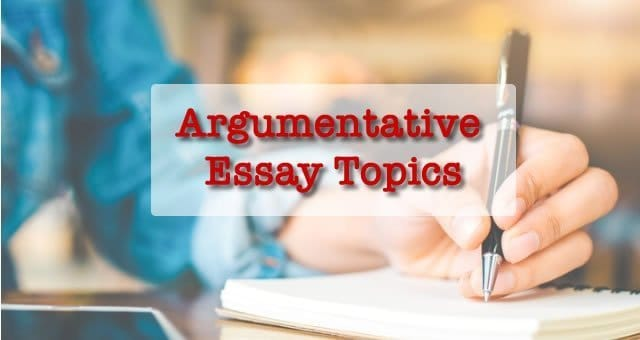 Thesis builder for argumentative essay